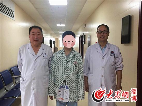 韩先生已经基本痊愈,即将出院