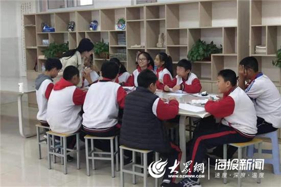 淄博市精神卫生中心心理咨询师走进学校开展团体心理辅导