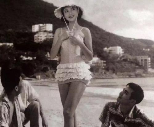 是上世纪50-60年代香港长城电影制片