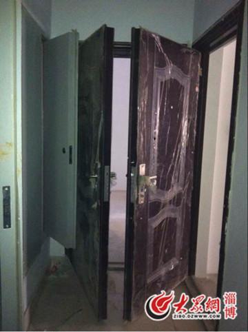 间房内,都开了二扇门-戴笠住宅机关遍布 让人看后不寒而栗