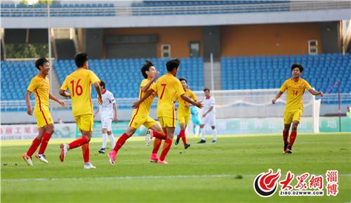源地杯 开赛 中国2024奥运选拔队首战有喜有忧