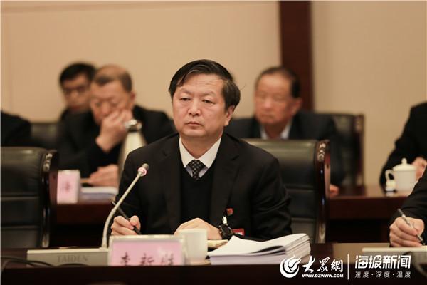 李新胜:不断开创老工业区转型发展高质量发展