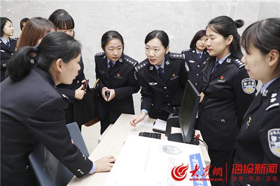 """淄川公安""""一次办好""""改革经验做法被推广"""